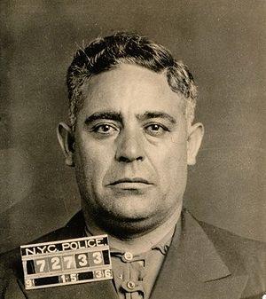 Louis Capone - Capone 1936 mugshot