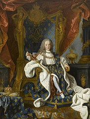 Louis XV, roi de France (1710-1774)
