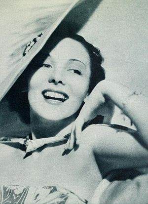 Louise Campbell (actress) - Campbell as she was pictured in Photoplay magazine's August 1938 issue