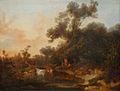 Loutherbourg-Paysage avec figures et troupeau au soleil couchant.jpg