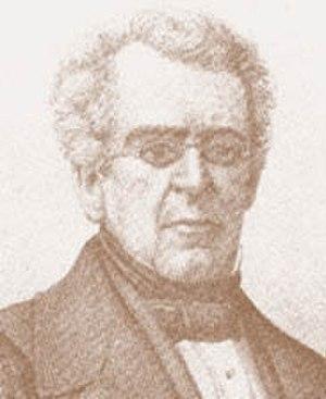 Lucas Alamán - Image: Lucas Alamán