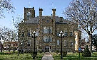 Chariton, Iowa - Lucas County Courthouse in Chariton