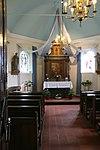 luijksgestel - kapellerweg 21 - h. kruiskapel - interieur