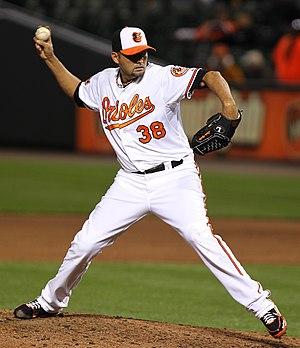 Luis Ayala - Ayala with the Baltimore Orioles