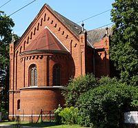 Lutherische Kirche (Kreuzkirche)