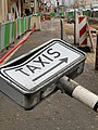 Luxembourg, panneau démoli stand de taxis.jpg