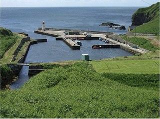 Lybster Human settlement in Scotland