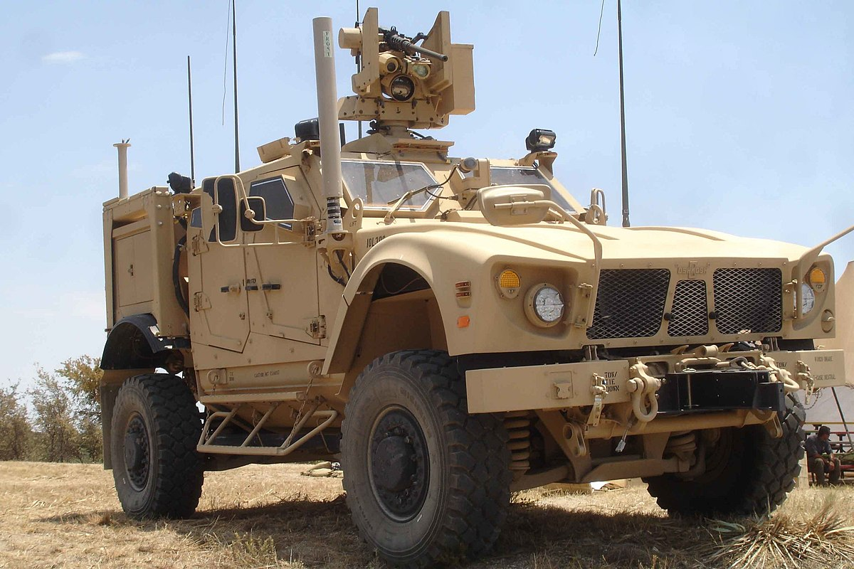 Oshkosh M-ATV - Wikipedia
