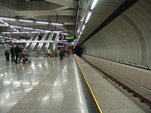 ブダペスト地下鉄の画像 p1_12