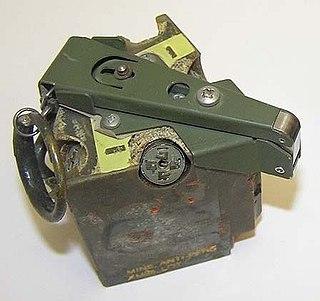 M86 Pursuit Deterrent Munition