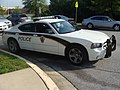 MCPD Dodge Charger cruiser, June 2009.jpg