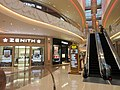 MC JW Marriott 澳門銀河 Galaxy Macau mall The Promenade shop Zenith n interior escalators Jan 2017 IX1.jpg