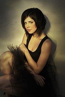 Julianne Trevisol Brazilian actress
