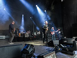 Element of Crime 2015 in Wiesbaden