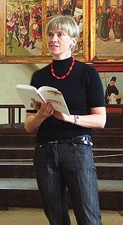 Maarja Kangro Estonian writer