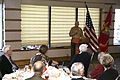 MOAA luncheon hosts Combat Center commanding general 140221-M-FD301-601.jpg