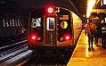 MTA NYC Subway Z train leaving Kosciuszko St.jpg