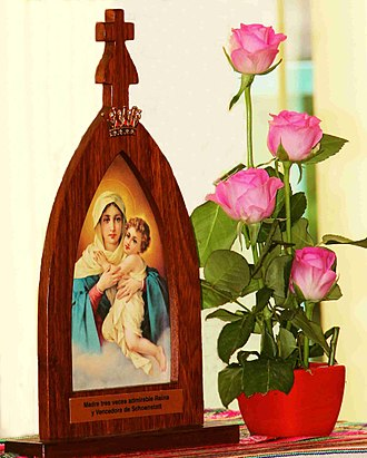 Schoenstatt Apostolic Movement - Pilgrim Mother of Schoenstatt
