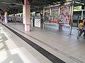 MTR MOL Sha Tin Wai Station old advertising stand.jpg