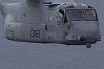 MV-22B Osprey flies over Sydney Harbour 11.jpg
