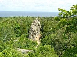 Sugar Loaf Mackinac Island Wikipedia