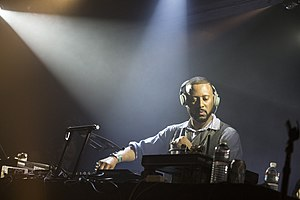 Madlib - Image: Madlib March 2014Echo