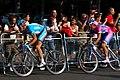 Madrid - Vuelta a España 2007 - Erik Zabel - Daniele Bennati - 20070923.jpg