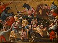 Maestro della Fertilità dell'Uovo - Grotesque Scene with Animals and Stylised Figures No. 2.jpg