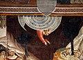 Maestro della cappella bracciolini (senese o pistoiese), storie di maria e santi, 1400-25 ca., morte di san luigi re, 06.jpg