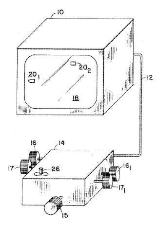 Magnavox Odyssey patent