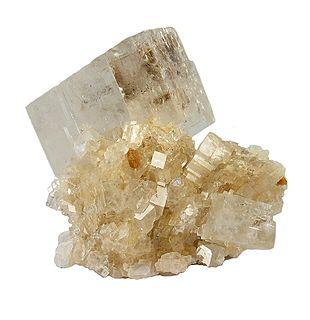 Magnesite carbonate mineral
