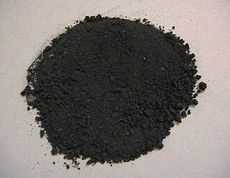 Magnesium silicide - Image: Magnesium silicide