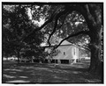 Magnolia Plantation, Overseer's House, LA Route 119, Natchitoches, Natchitoches Parish, LA HABS LA,35-NATCH.V,2-C-10.tif