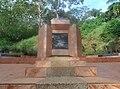 Mahatma Ghandi's Monument - Source of River Nile.jpg