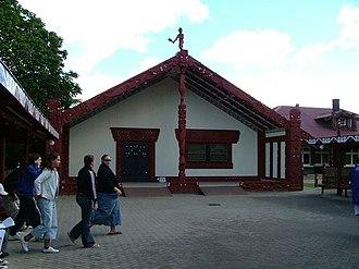Tūrangawaewae - Mahinarangi meeting house