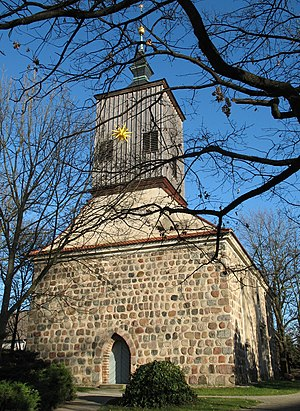Blankenfelde-Mahlow - Church in Mahlow
