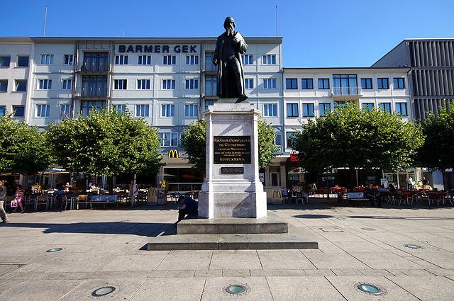 Gutenberg-Denkmal (Mainz)