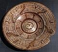 Maiolica ispano-moresca, piatto a lustro, manises, xv-xvi secolo ca. 3.jpg