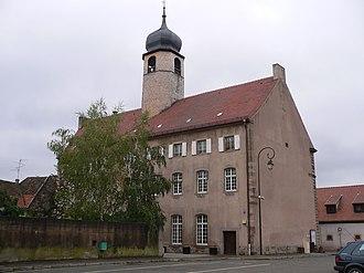 Mutzig - Town hall