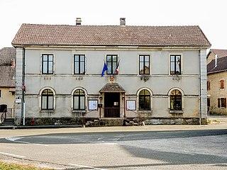 Présentevillers Commune in Bourgogne-Franche-Comté, France