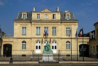monument aux morts de la guerre de 1914-1918 de Sceaux
