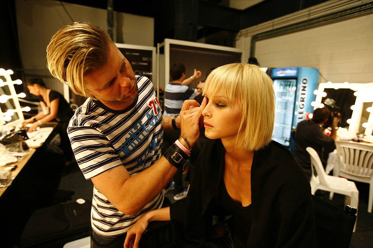 Makeup Artist Fashion Week Nyc