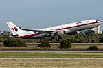 Malaysia Airlines Airbus A330-300 Monty.jpg