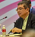 Malaysian Foreign Minister Saifuddin Abdullah delivers his opening remarks (43773674462) (cropped).jpg