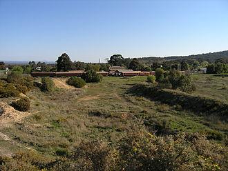 Victorian Goldfields Railway - Maldon railway station