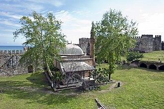 Mamure Castle - Mosque in Mamure castle