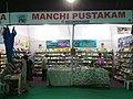 Manchipustakam stall at Hyderabad bookfair.jpg
