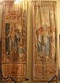Manif. di bruxelles, arazzi della battaglia di lepanto, battaglie su dis. di lazzaro calvi e figure di luca cambiaso, 1591, 01.JPG