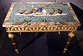 Manifattura granducale, piano di tavolo con vasi antichi e fiori, da antonio cioci, 1792 (fi, galleria palatina).jpg
