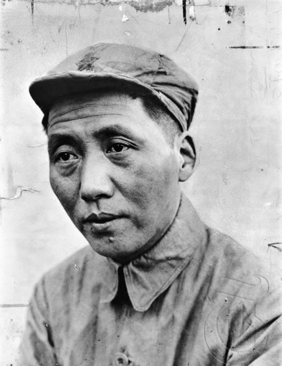 Mao Zedong, 1935